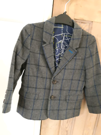 Mini Boden boys jackets 4-5 years