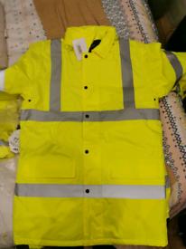 Hi-vi's jackets