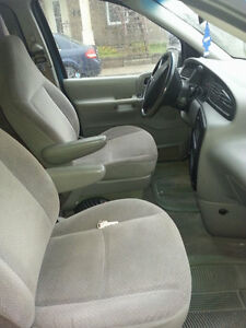 2002 Ford Windstar Fourgonnette, fourgon Saguenay Saguenay-Lac-Saint-Jean image 4