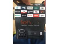 Amazon Fire TV stick with KODI Watch anything you want for FREE!!