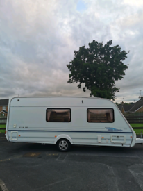 Immaculate 2003 Swift 530se Caravan