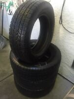 Set of four Winter Tires 225/65/R17