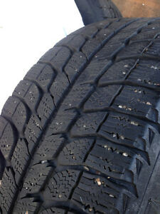 235/60 R 16 Michelin winter tire Strathcona County Edmonton Area image 2