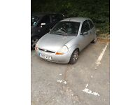 Ford KA - £100 cash - not been used for 8 weeks battery flat