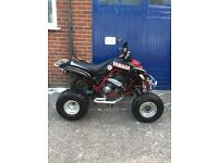 raptor 660 2005 road legal must see immaculate