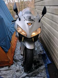 2005 CBR 600RR