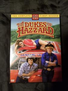 Dukes of Hazzard Season One used DVD Box Set