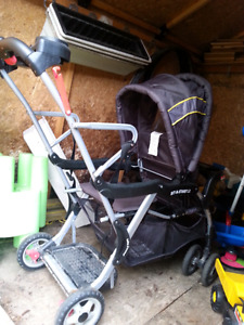Baby Trend Sit N Stand LX Stroller