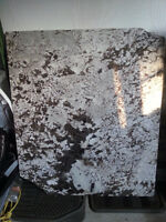 Several slabs of granite for sale