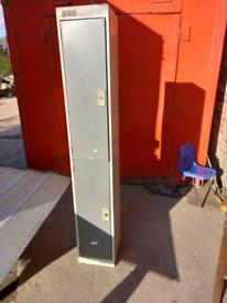 Industrial Double Metal Locker