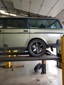 "Alloy wheels Volvo, ford 5x108 17"""
