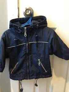 Gusti toddler winter jacket (18 months)