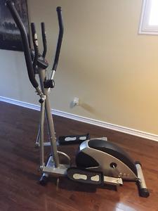 Elliptical Trainer - simple