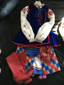 Ukrainian Dance Costumes