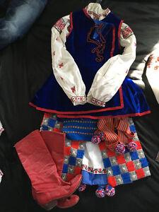 Ukrainian Dance Costumes