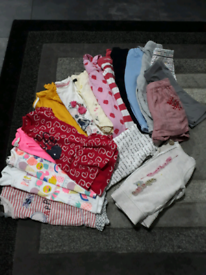 Bundle of girls clothes aged 12-18months