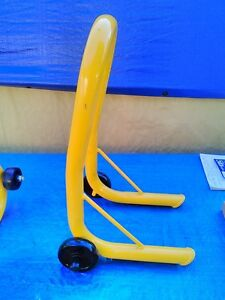 MOTORCYCLE RACING STANDS LIKE NEW Windsor Region Ontario image 4