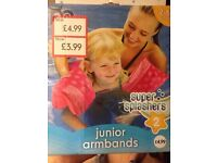 Junior armbands kids clothes