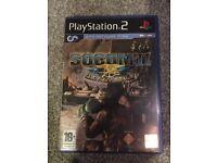 SOCOM II PS2 Game