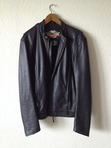 Willie G leather jacket