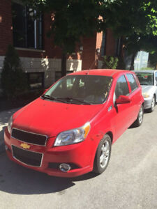 Chevy Aveo 2009 - only 120,000 km