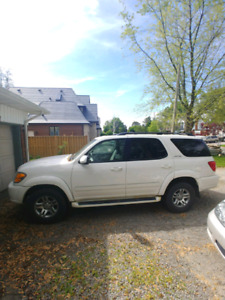 2003 Sequoia limited
