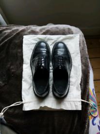 Doc Martens 'Morris Polished Smooth' shoes - Size 11