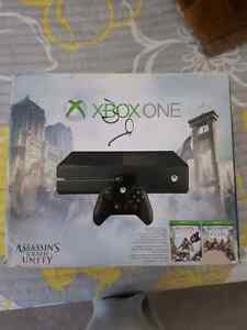 XBOX ONE BUNDLE WITH TONS OF GAMES INSTALLED!!!