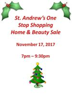 St. Andrew's One Stop Shopping - Vendors Wanted!