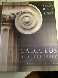 Calculus One and Several Sariables 10th edition +Solution Manual