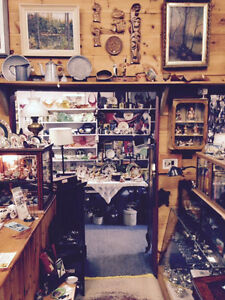 EVERY DAY IS AN ANTIQUE SHOW AT DEEGANS