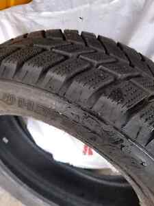 Hankook Ipike winter tires 205/55R16