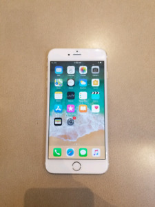 Unlocked Gold iPhone 6 plus 16GB