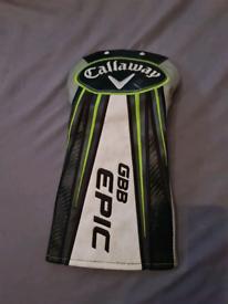 Golf headcover