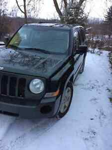 2010 Jeep Patriot North auto.4x4