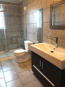 BRIGHT 5½ FULLY FURNISHED & ALL INCLUSIVE - NDG LOYOLA