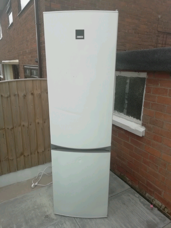 zanussi fridge freezer | in Crewe, Cheshire | Gumtree
