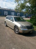 2006 Chrysler Pacifica (GOLD) LIMITED EDITION FULL OPTIONS