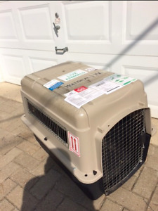 New  Air Carrier Dog Cage
