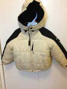 WINTER JACKET WITH PANTS FOR 18-24 MTHS Cambridge Kitchener Area image 3