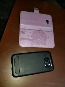 Cell samsung A5  comme neuf