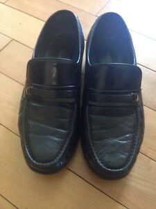 Bostonian Men Black Shoes -Size 8.5