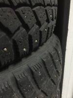 185-65-r14 Studded winter tires