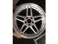 Alloys bmw 19 inch new