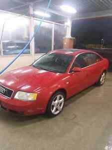 2003 Audi A6 2.7  quattro certified and e-tested