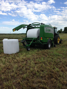 Silage bales for sale-$30/bale