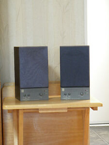 ProLink 900 MHz Wireless Stereo Speakers.