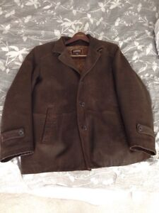 Brown Leather coat from Danier! Make an Offer!