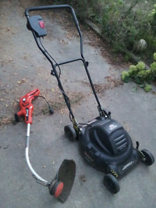 Outdoor Electric Lawn + Yard Tools