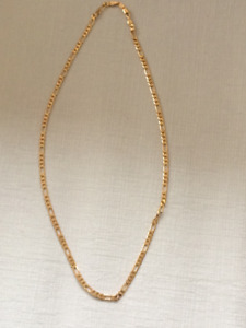 Brand new 14 K Gold plated necklace